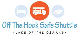 Off The Hook Safe Shuttle - Short Bus Limo Service at the Lake of the Ozarks